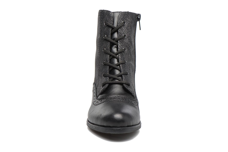 Bottines et boots Rieker Maggy Y8930 Noir vue portées chaussures