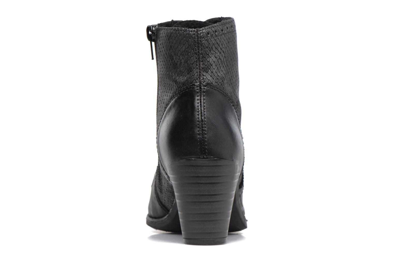 Bottines et boots Rieker Maggy Y8930 Noir vue droite