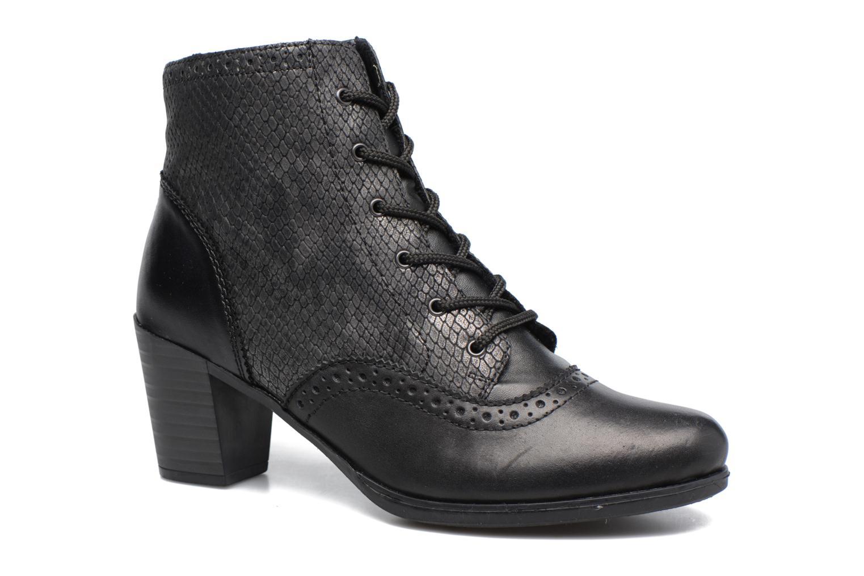 8b29068b649 Grandes descuentos últimos zapatos Rieker Maggy Y8930 (Negro) - Botines  Descuento