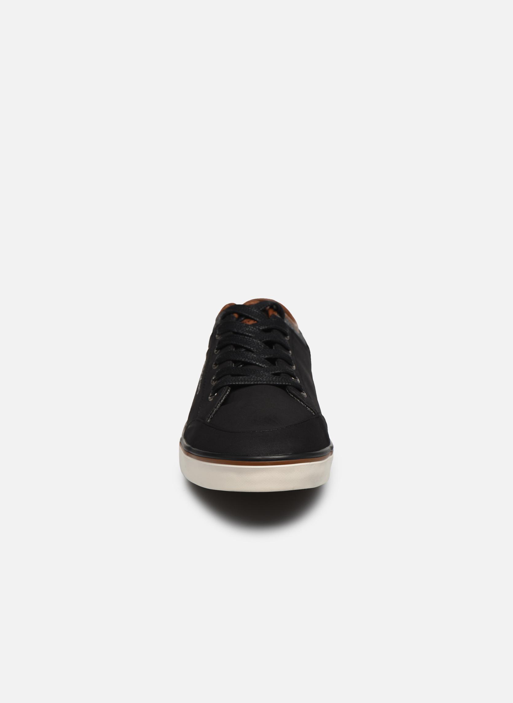 Baskets Redskins Galet Noir vue portées chaussures