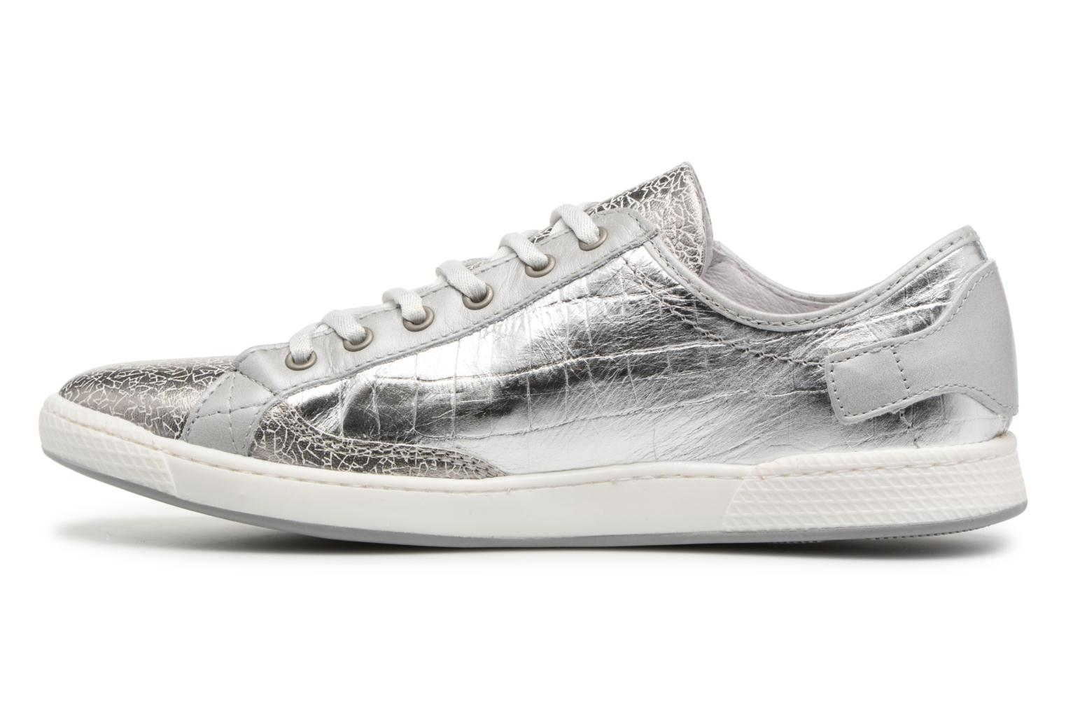 Sneakers Pataugas JESTER M Argento immagine frontale