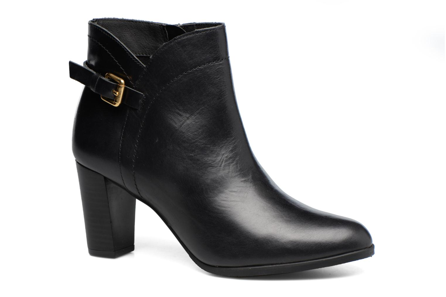 Ankle boots Georgia Rose Lylia Black detailed view/ Pair view