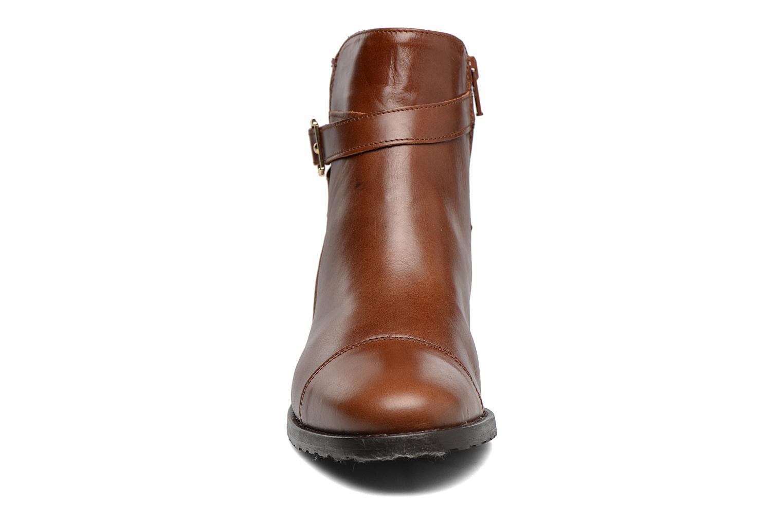 Boots en enkellaarsjes Georgia Rose Lavanda Bruin model