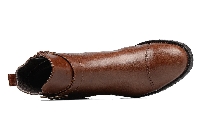 Boots en enkellaarsjes Georgia Rose Lavanda Bruin links