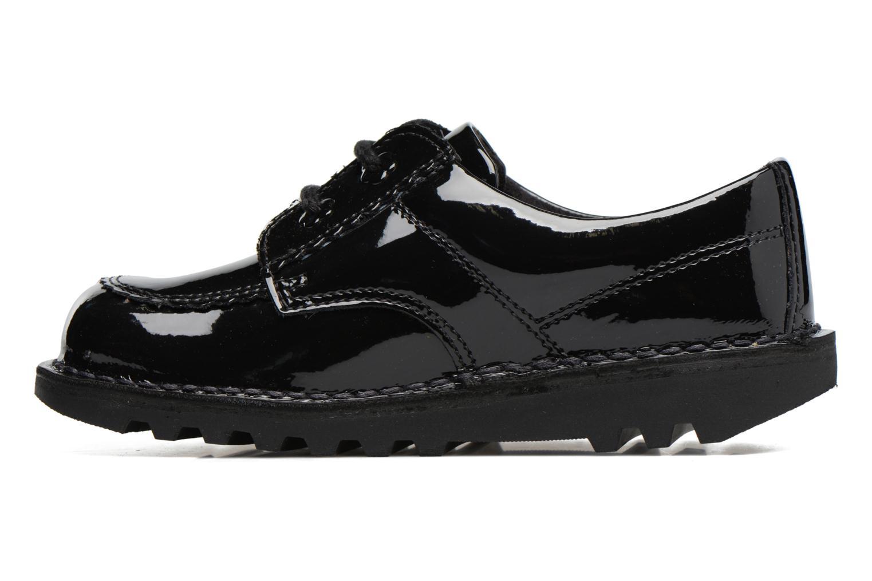 Black KICK PATL LO F Kickers black CHqI4