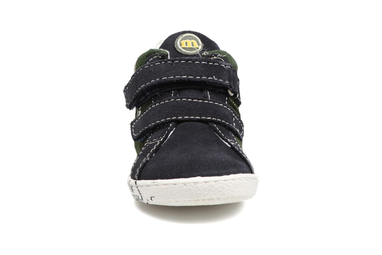 Sneakers Melania POLACCO VELCRI Blauw model
