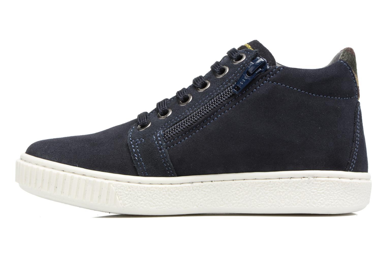 Sneakers Melania POLACCO LACCI Azzurro immagine frontale