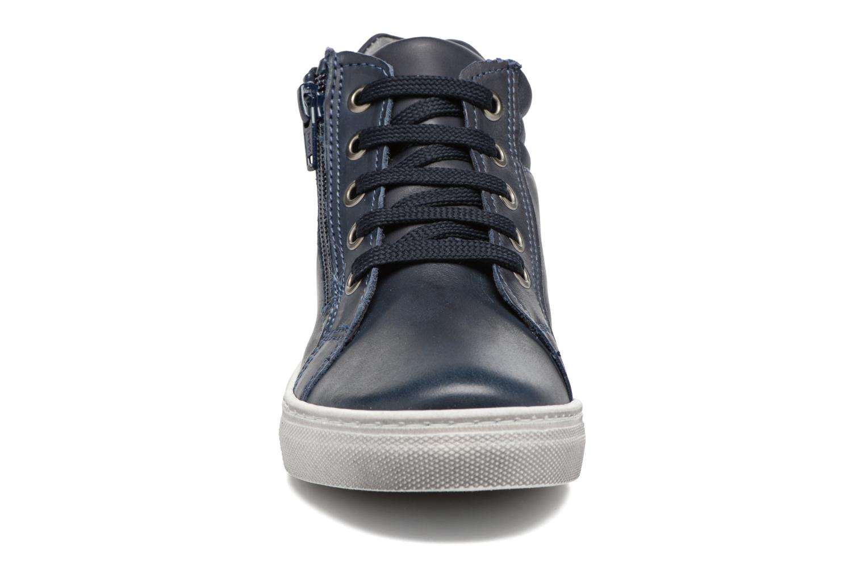 Baskets Melania POLACCO LACCI Bleu vue portées chaussures