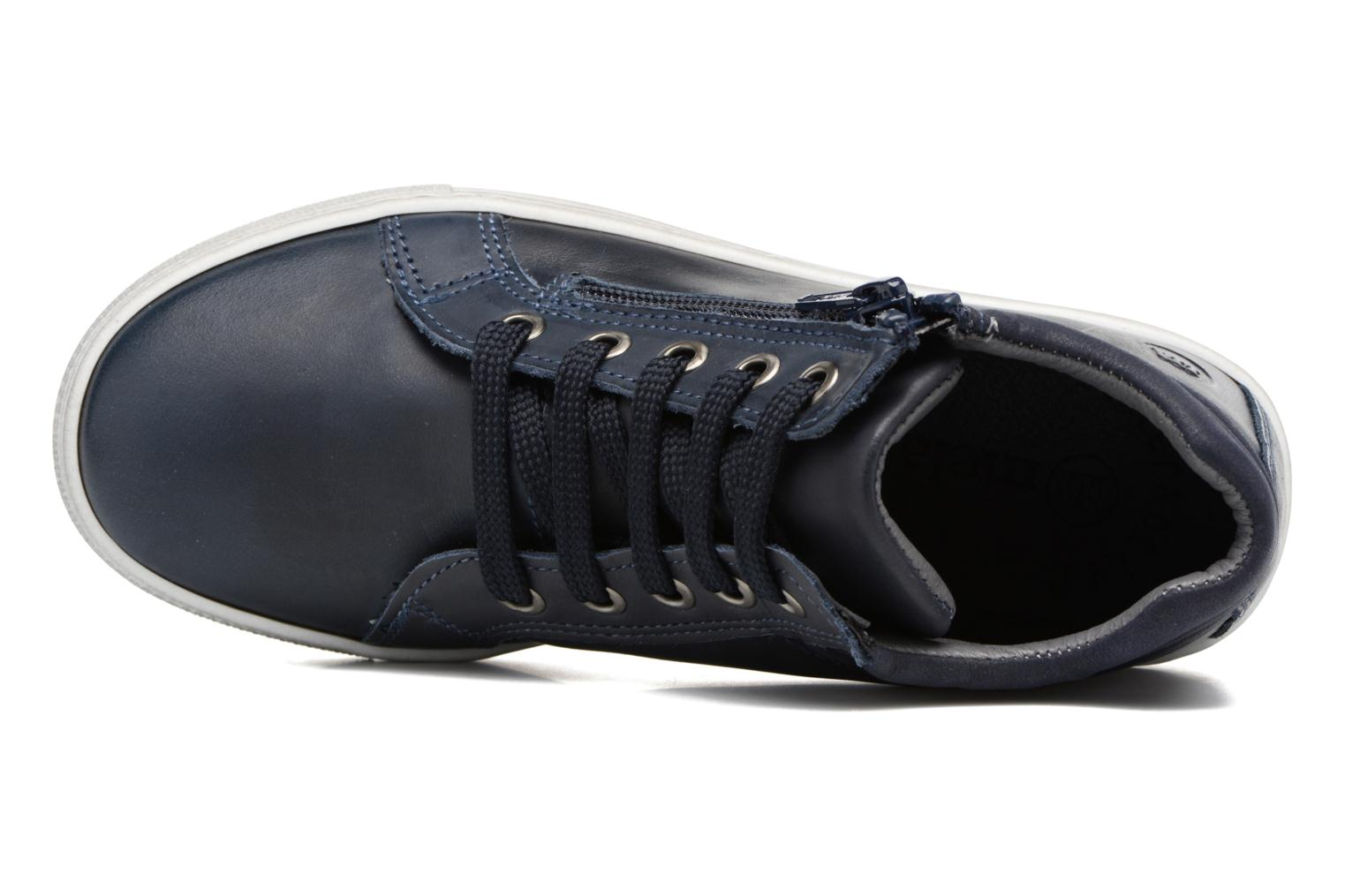 Sneakers Melania POLACCO LACCI Blauw links