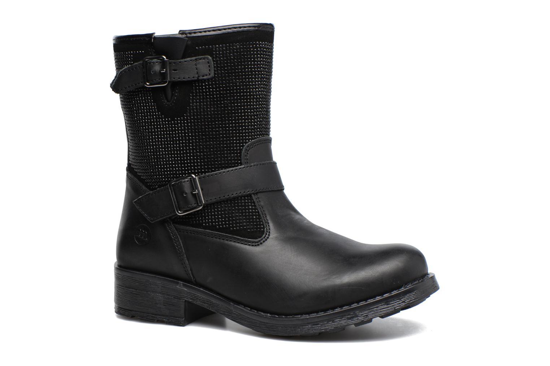 Stiefel Melania STIVALE FIBBIE schwarz detaillierte ansicht/modell