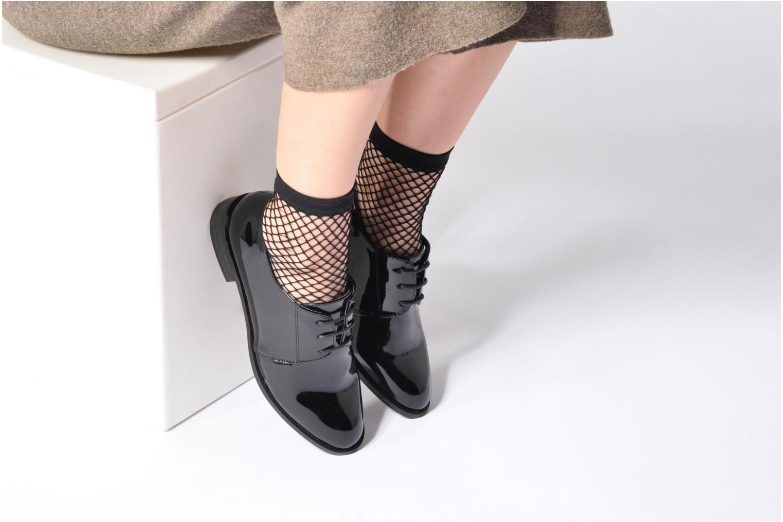 Scarpe con lacci I Love Shoes CLEMIA Azzurro immagine dal basso