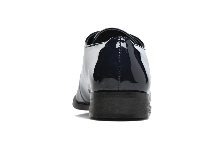 Scarpe con lacci I Love Shoes CLEMIA Azzurro immagine destra