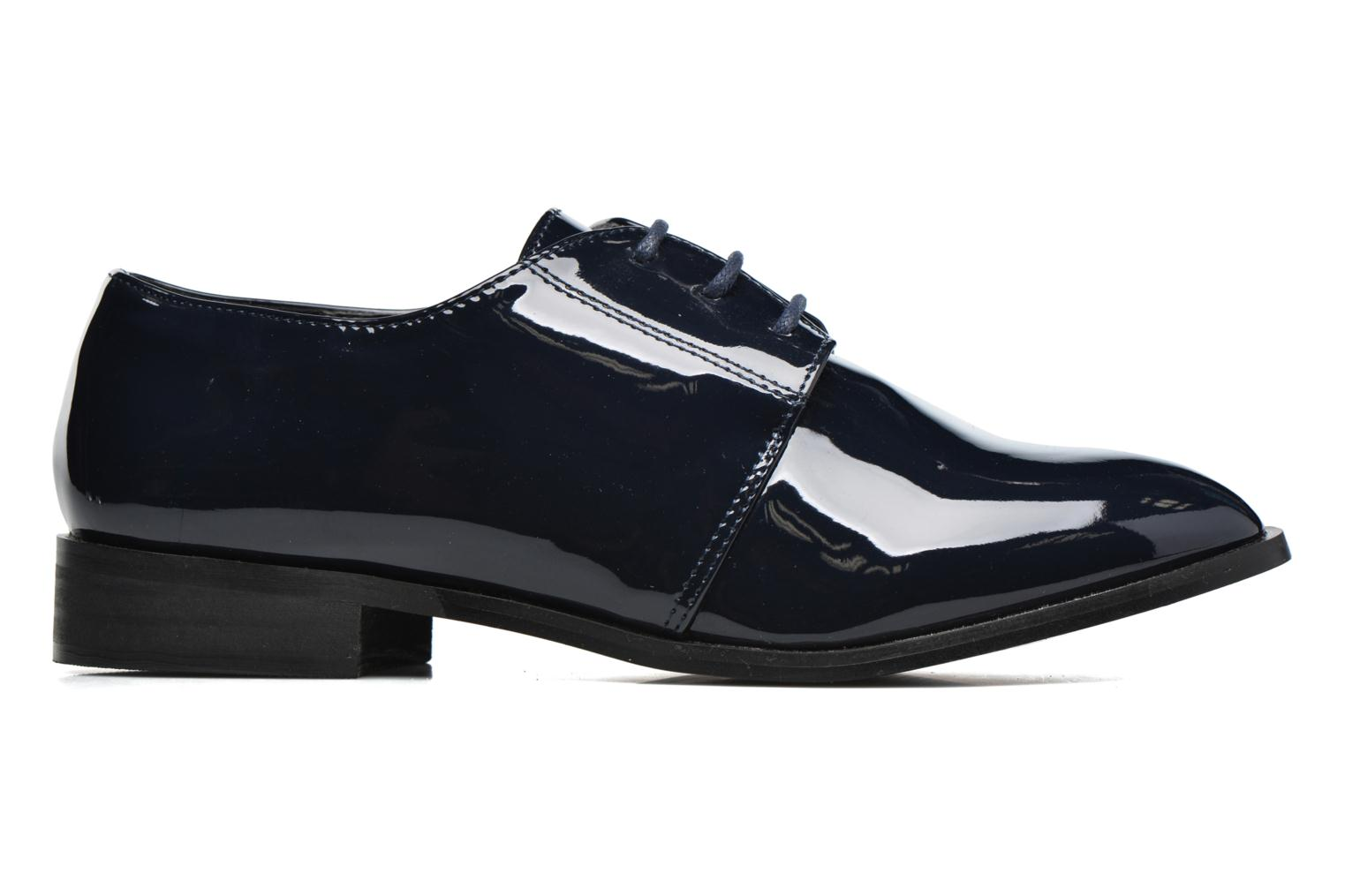 Lace-up shoes I Love Shoes CLEMIA Blue back view