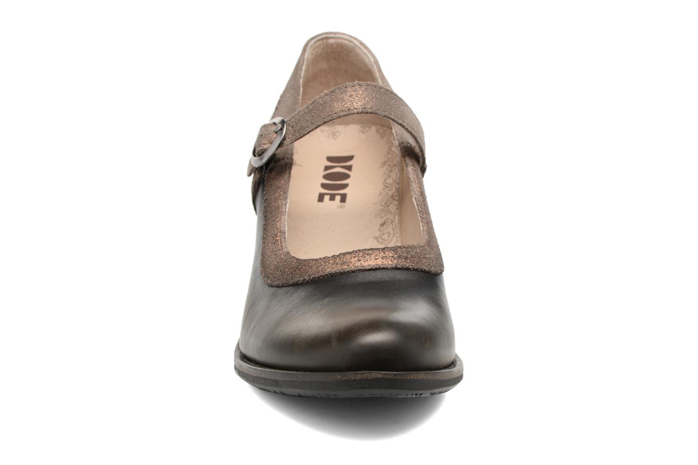 Escarpins Dkode Cybelle Noir vue portées chaussures