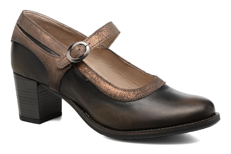 Marques Chaussure femme Dkode femme Cybelle Black 038