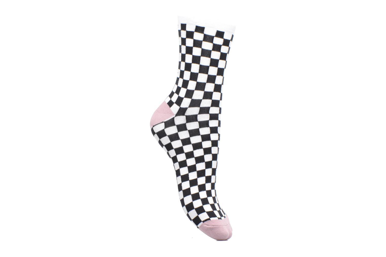 Chaussettes et collants Vans SHINNER SOCK Noir vue détail/paire