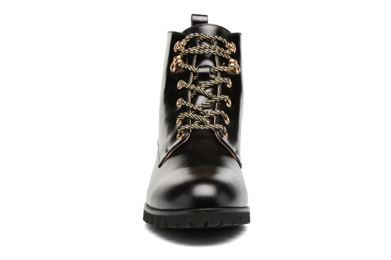 Bottines et boots Mellow Yellow Calouise Noir vue portées chaussures