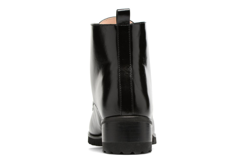 Bottines et boots Mellow Yellow Calouise Noir vue droite