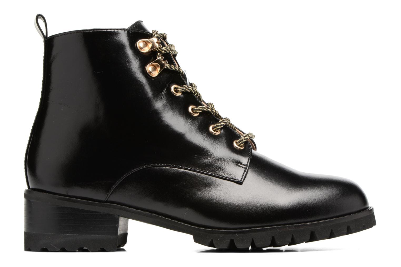 Bottines et boots Mellow Yellow Calouise Noir vue derrière