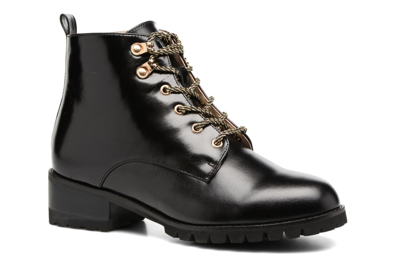 Bottines et boots Mellow Yellow Calouise Noir vue détail/paire