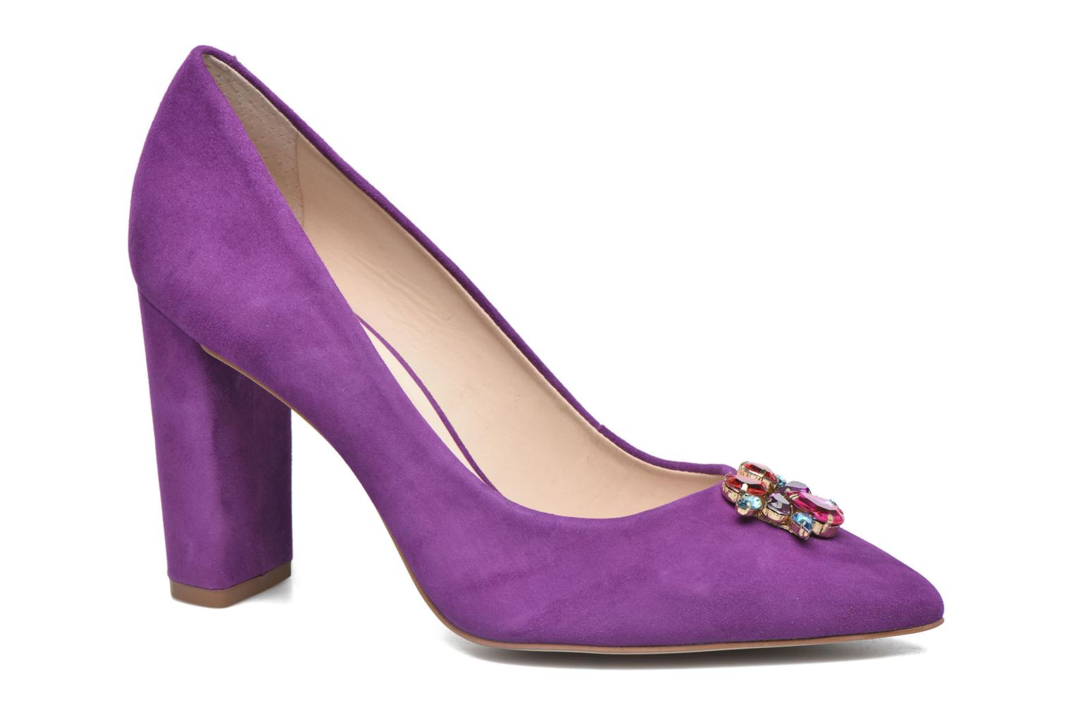 Marques Chaussure femme Mellow Yellow femme Ciby Violet Fuxia