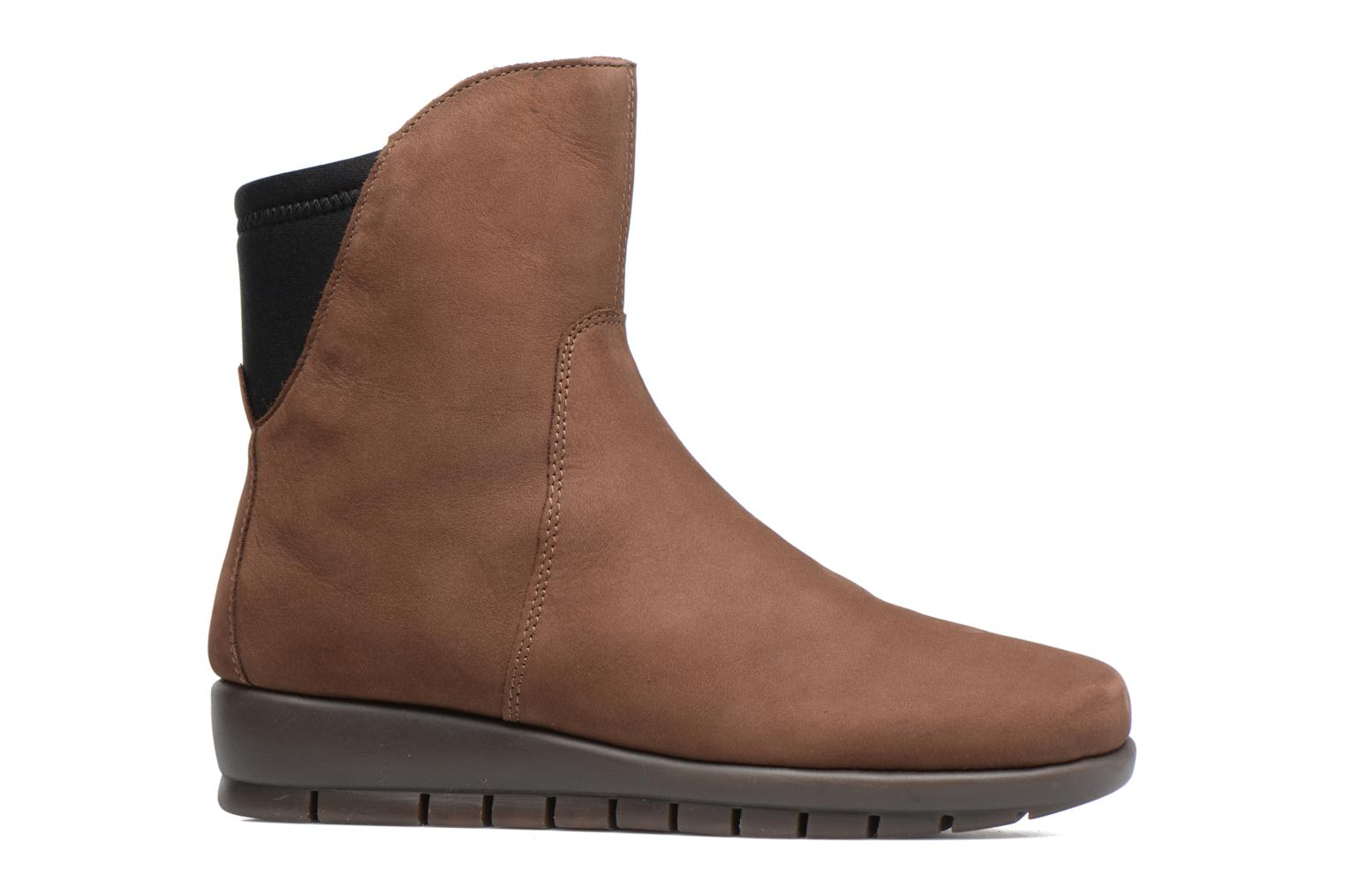 Ankle boots Aerosoles New Moves Brown back view