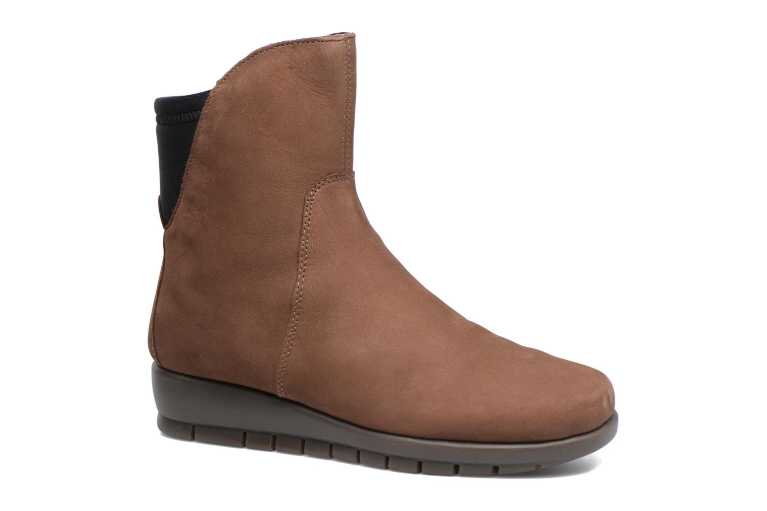Ankle boots Aerosoles New Moves Brown detailed view/ Pair view