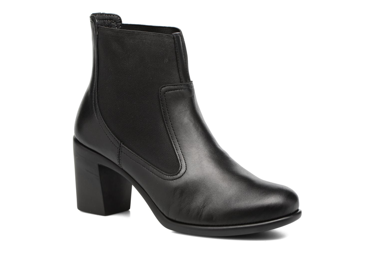 Ankle boots Aerosoles Hole Again Black detailed view/ Pair view