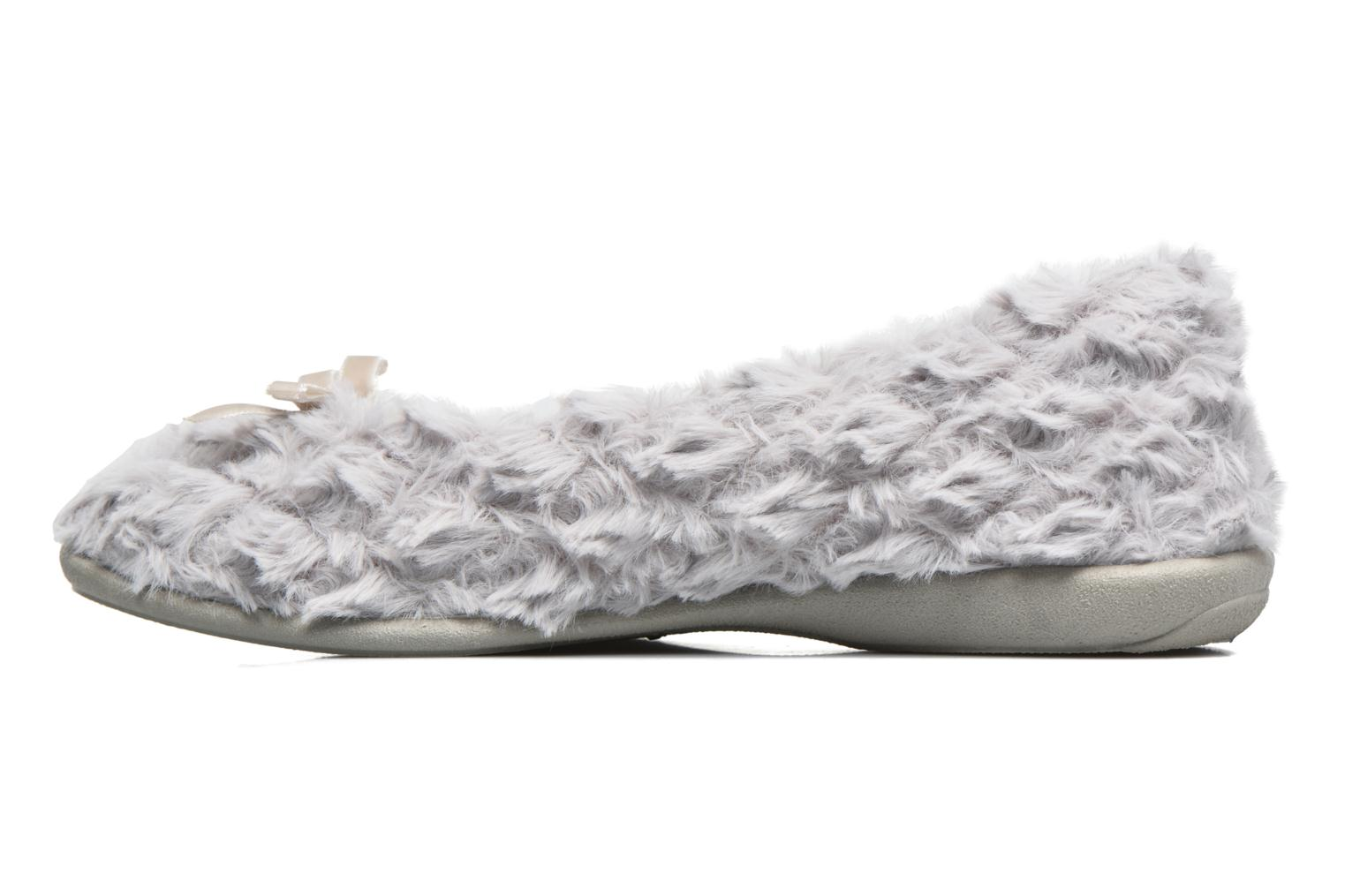 Slippers Rondinaud Amage Grey front view