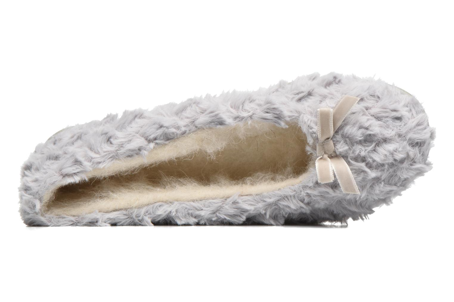 Slippers Rondinaud Amage Grey view from the left
