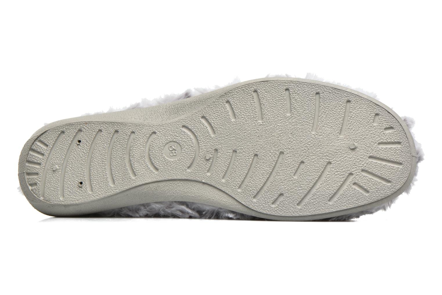 Slippers Rondinaud Amage Grey view from above