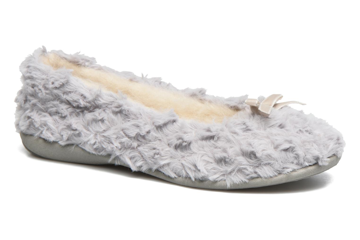 Slippers Rondinaud Amage Grey detailed view/ Pair view