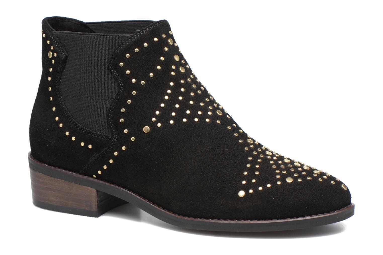 Bottines et boots Steve Madden Jipp Noir vue détail/paire