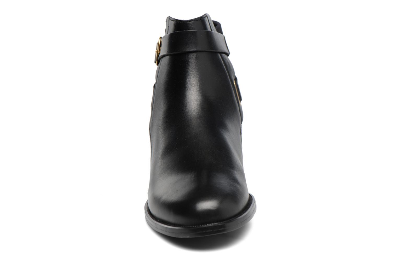 Bottines et boots Buffalo Alina Noir vue portées chaussures
