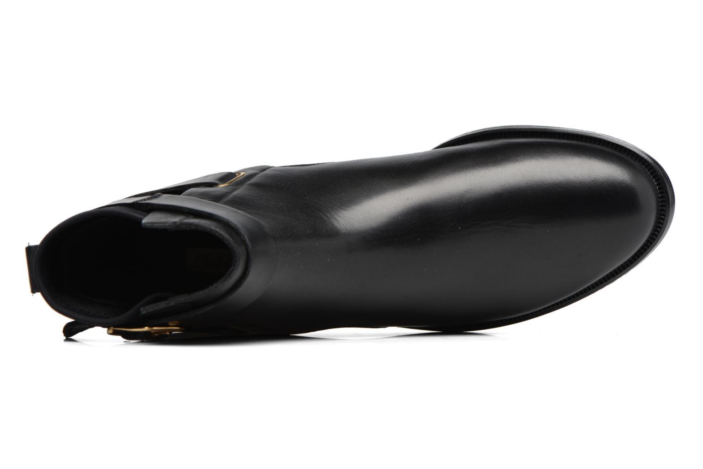Bottines et boots Buffalo Alina Noir vue gauche