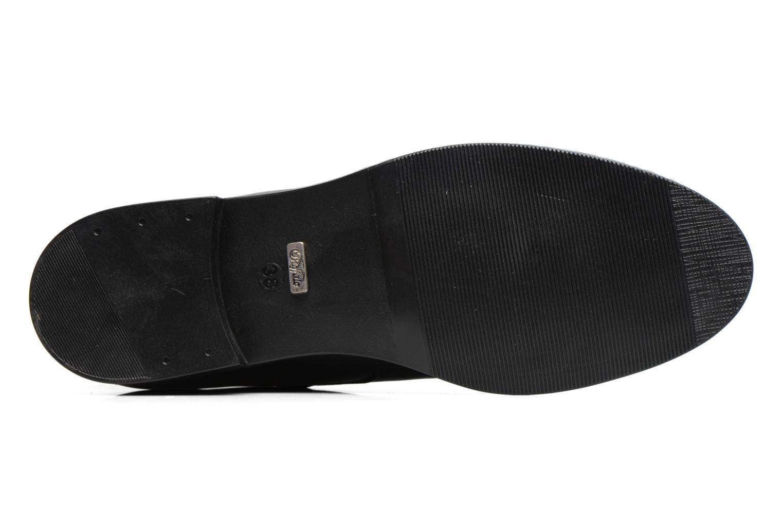 Stiefeletten & Boots Buffalo Alina schwarz ansicht von oben