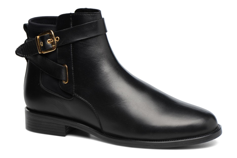 Bottines et boots Buffalo Alina Noir vue détail/paire