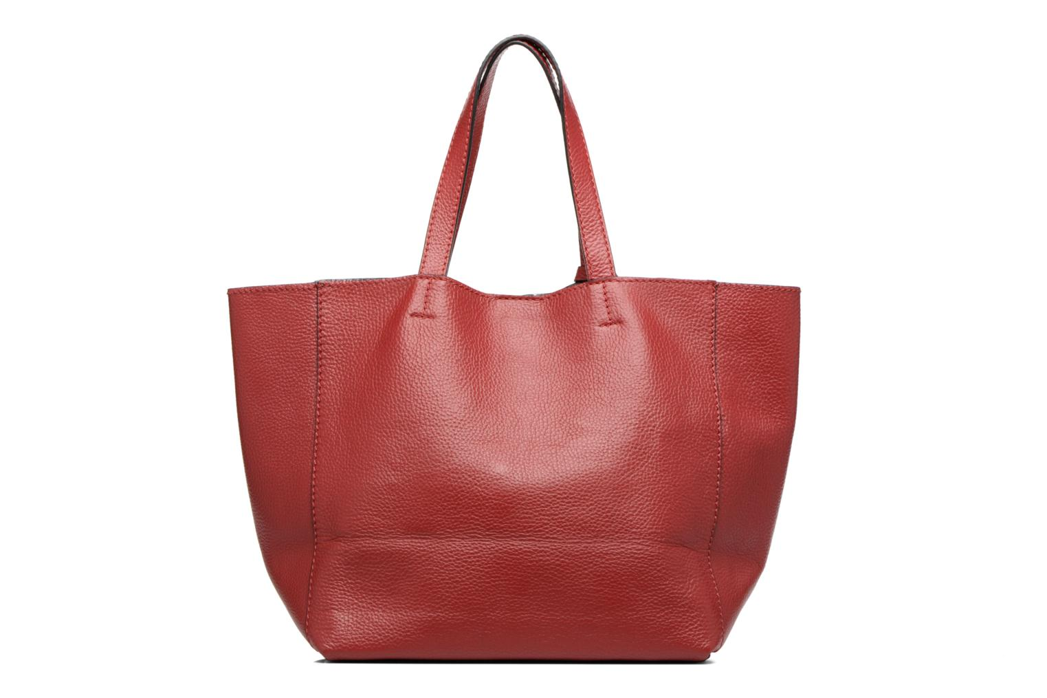 Sacs à main Loxwood Cabas Parisien Mm Rouge vue face