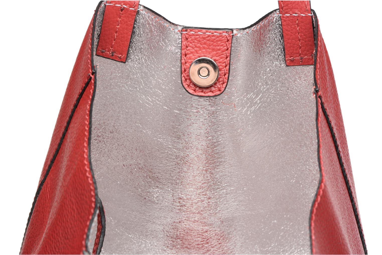 Handtaschen Loxwood Cabas Parisien Mm rot ansicht von hinten
