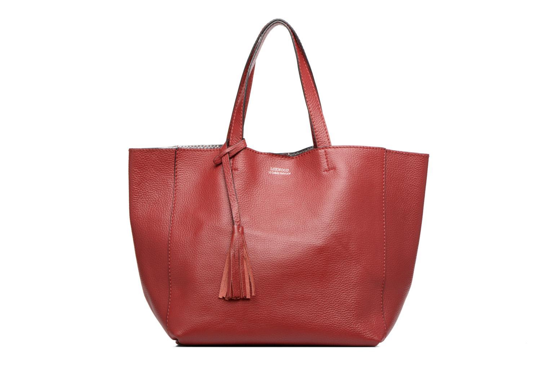 Bolsos de mano Loxwood Cabas Parisien Mm Rojo vista de detalle / par