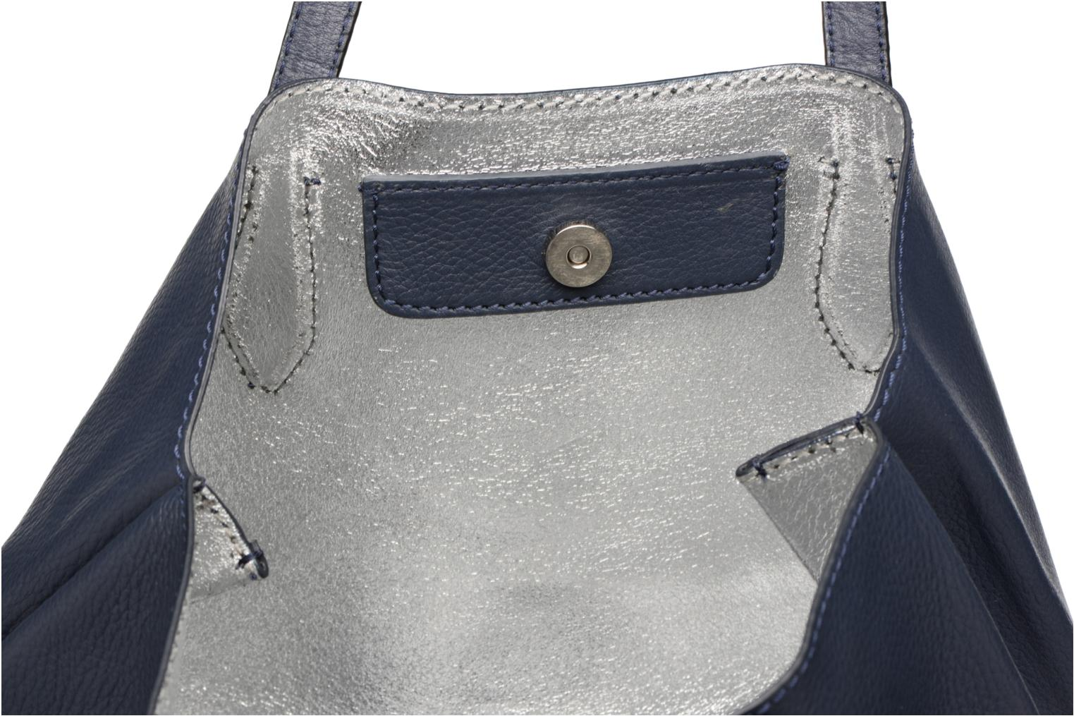 Handbags Loxwood Sac Shopper Blue back view