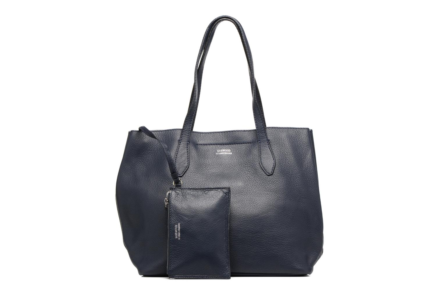 Handbags Loxwood Sac Shopper Blue view from the left
