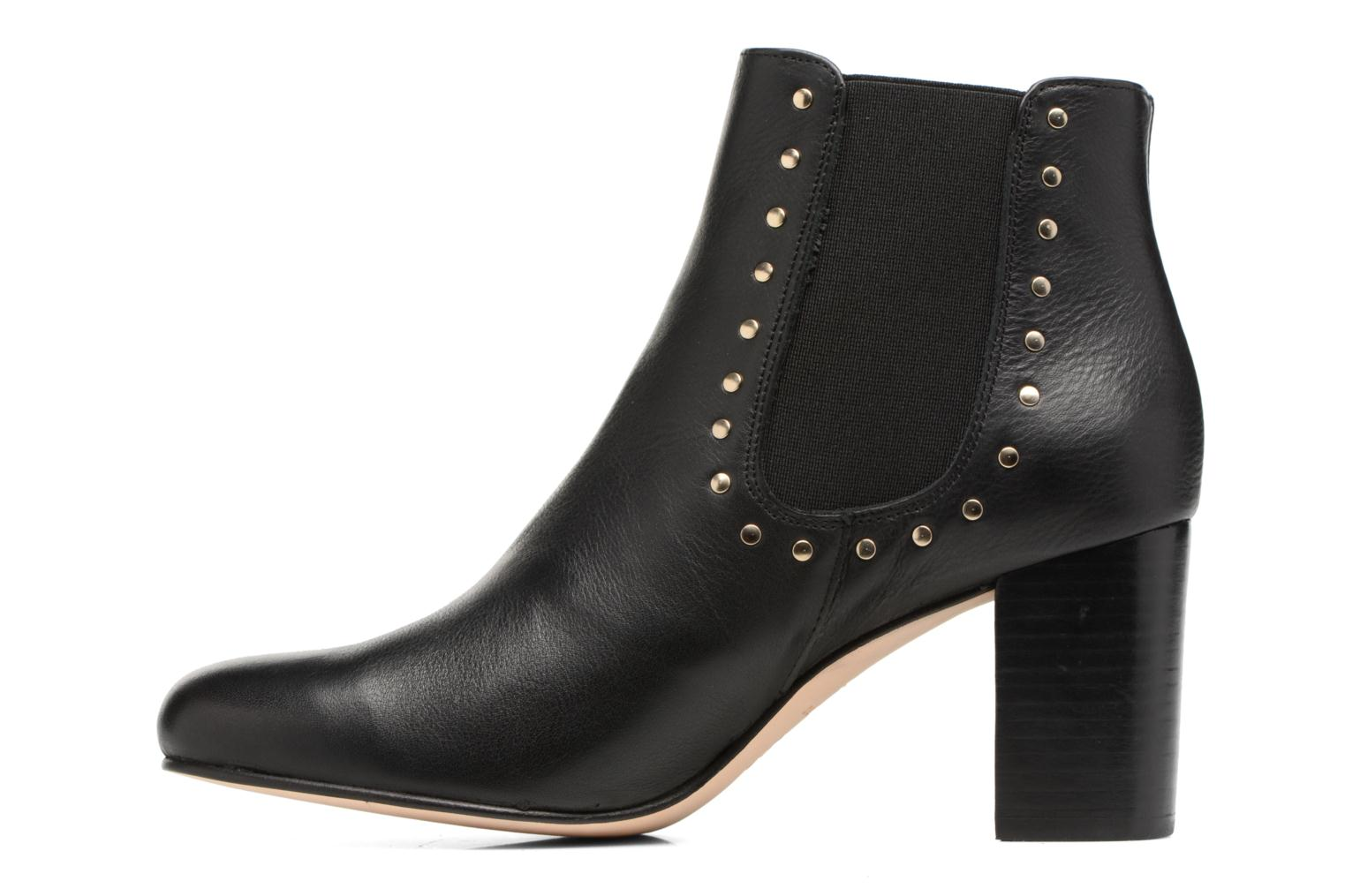 Ankle boots Anaki Mary Black front view