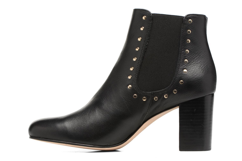 Bottines et boots Anaki Mary Noir vue face