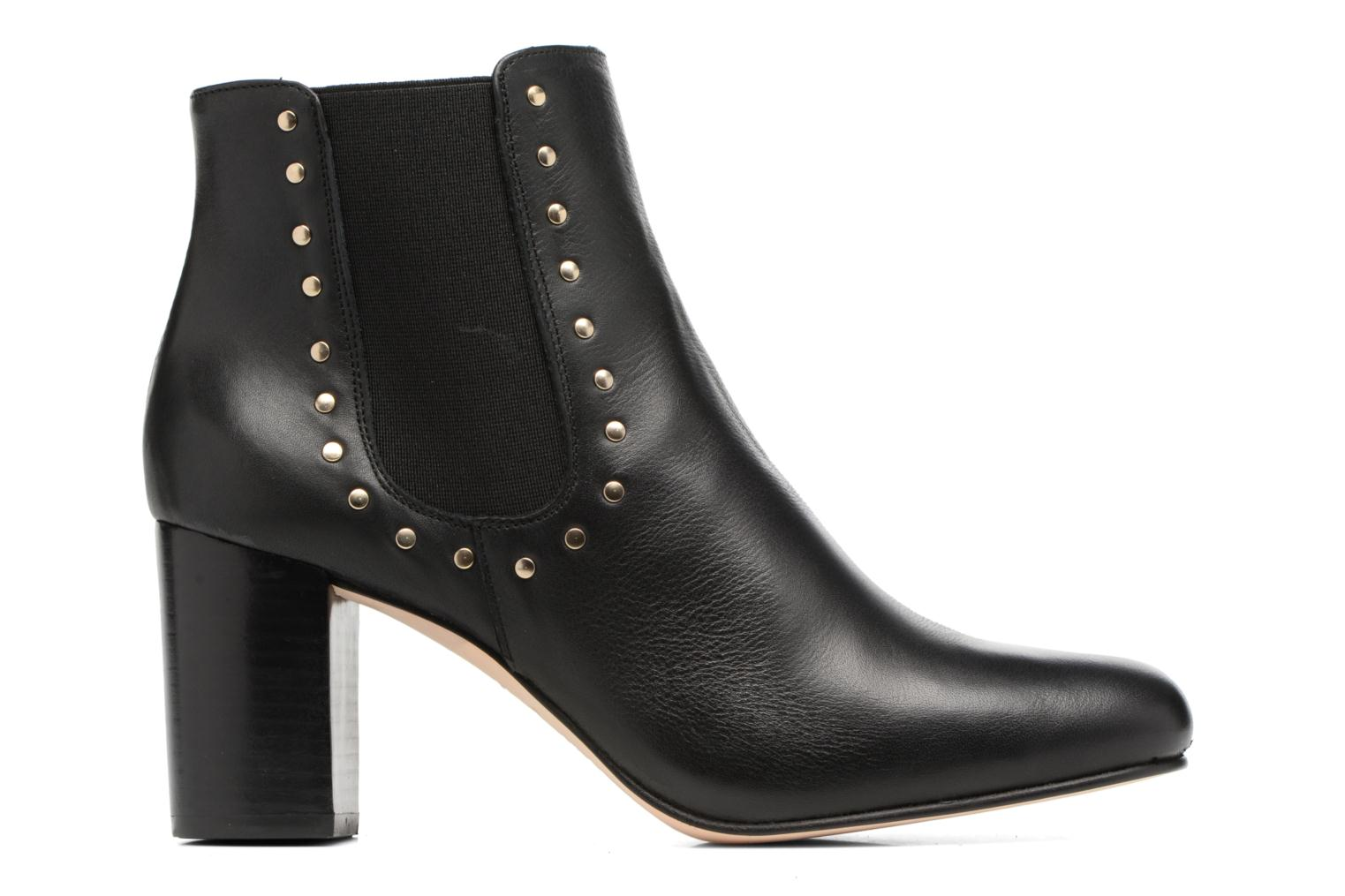 Ankle boots Anaki Mary Black back view