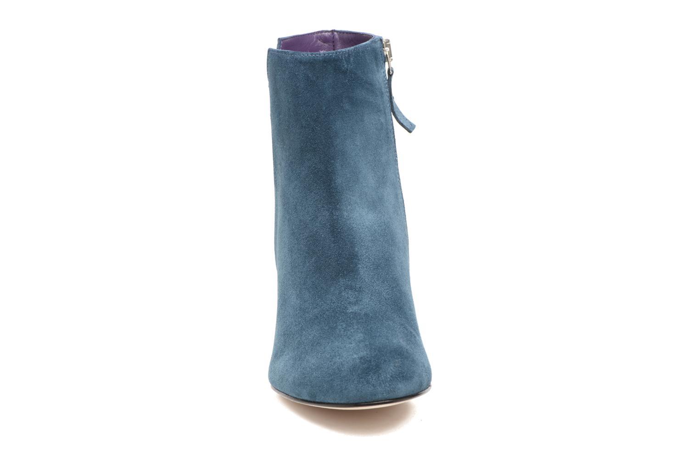 Bottines et boots Anaki Virgin Bleu vue portées chaussures