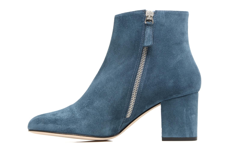 Bottines et boots Anaki Virgin Bleu vue face