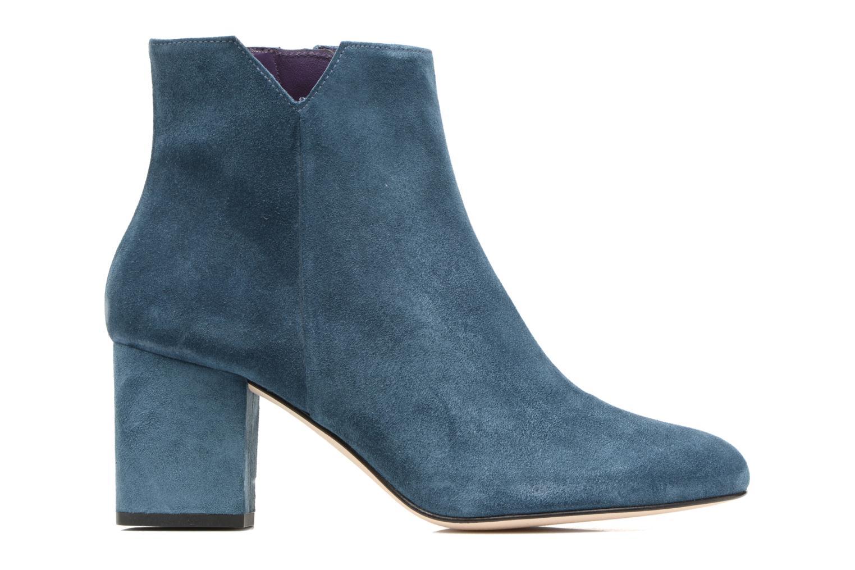 Bottines et boots Anaki Virgin Bleu vue derrière