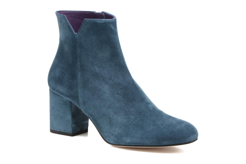 Bottines et boots Anaki Virgin Bleu vue détail/paire