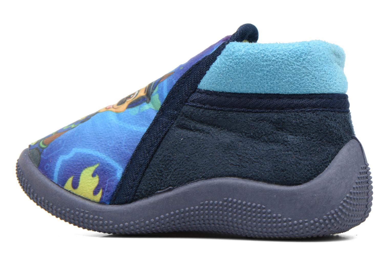 Pantofole Pat Patrouille Soni Azzurro immagine frontale